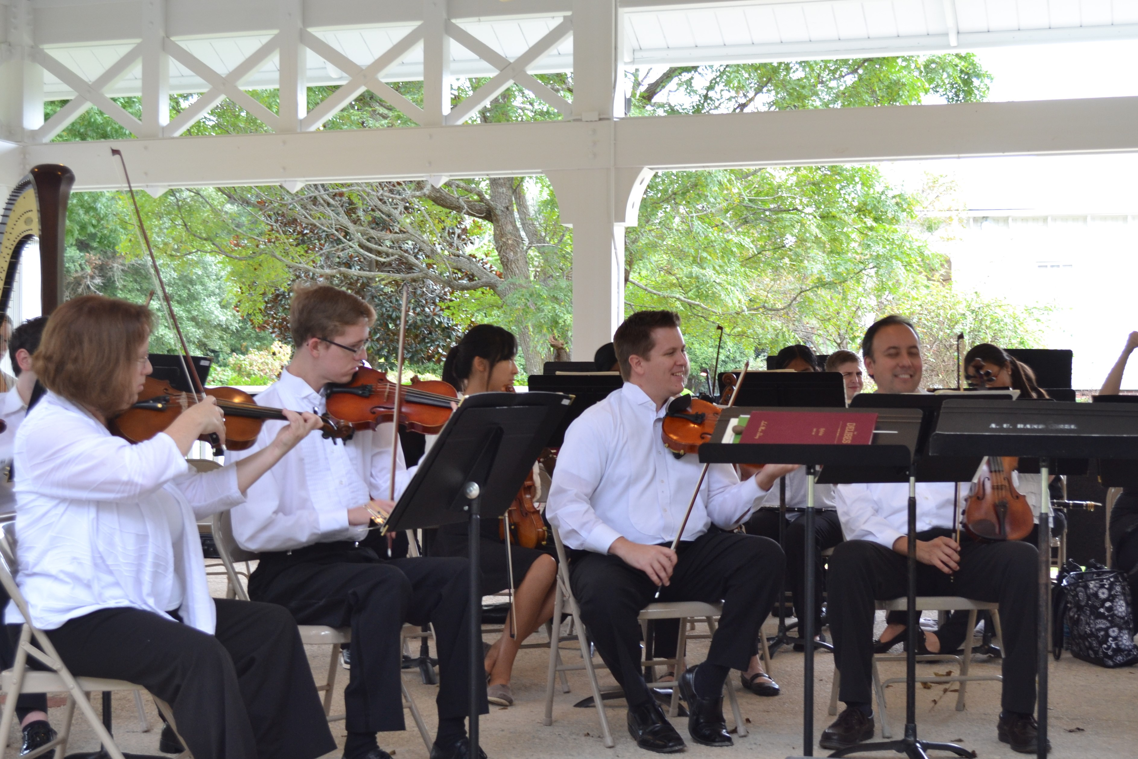 Auburn Community Orchestra meeting to meet new director and