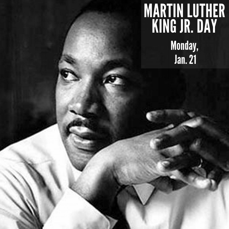 Martin Luther King Jr Holiday Parks And Recreation Facilities